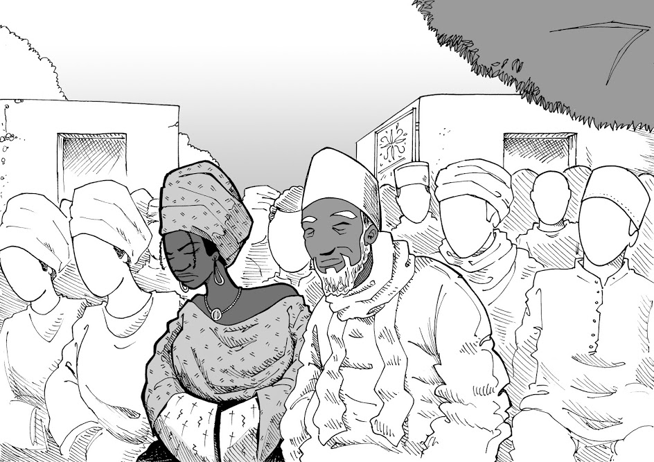 Graphic illustration-Refugee4