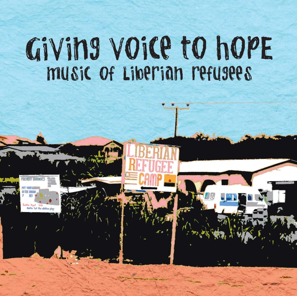 Giving Voice to Hope CD cover