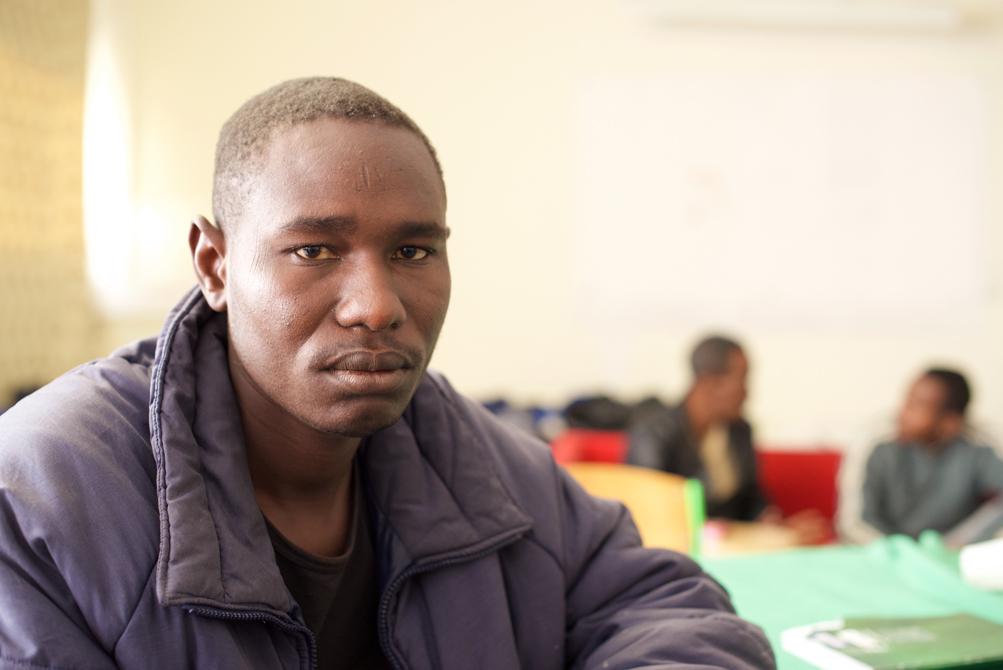 Sudanese refugee1-Banner-Credit-Shayne Woodsmith